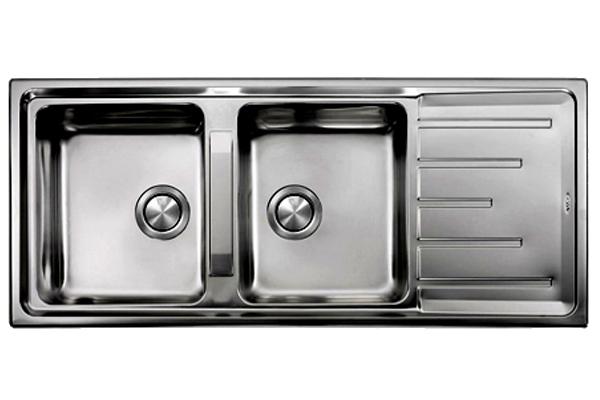 سینک ایتالیا Brando 116×50 2v لامیرا