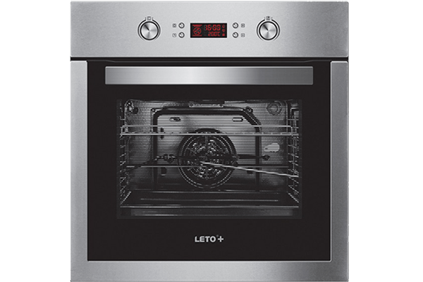 فر لتو مدل Leto Built-in Oven O-23T
